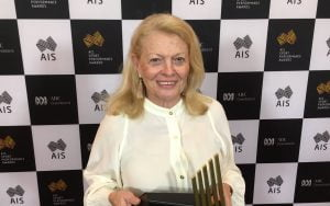 Image of Paralympics Australia Chief Executive Lynne Anderson