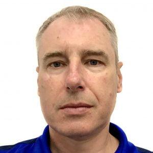 A portrait image of Marek Steiner