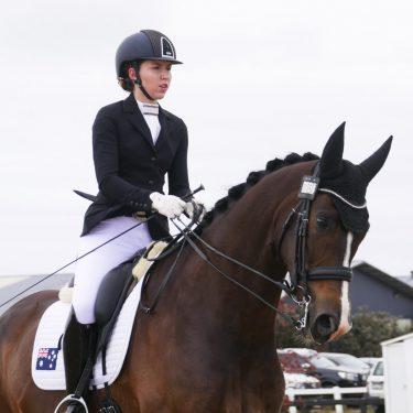 Para-equestrian Program making strides towards Tokyo