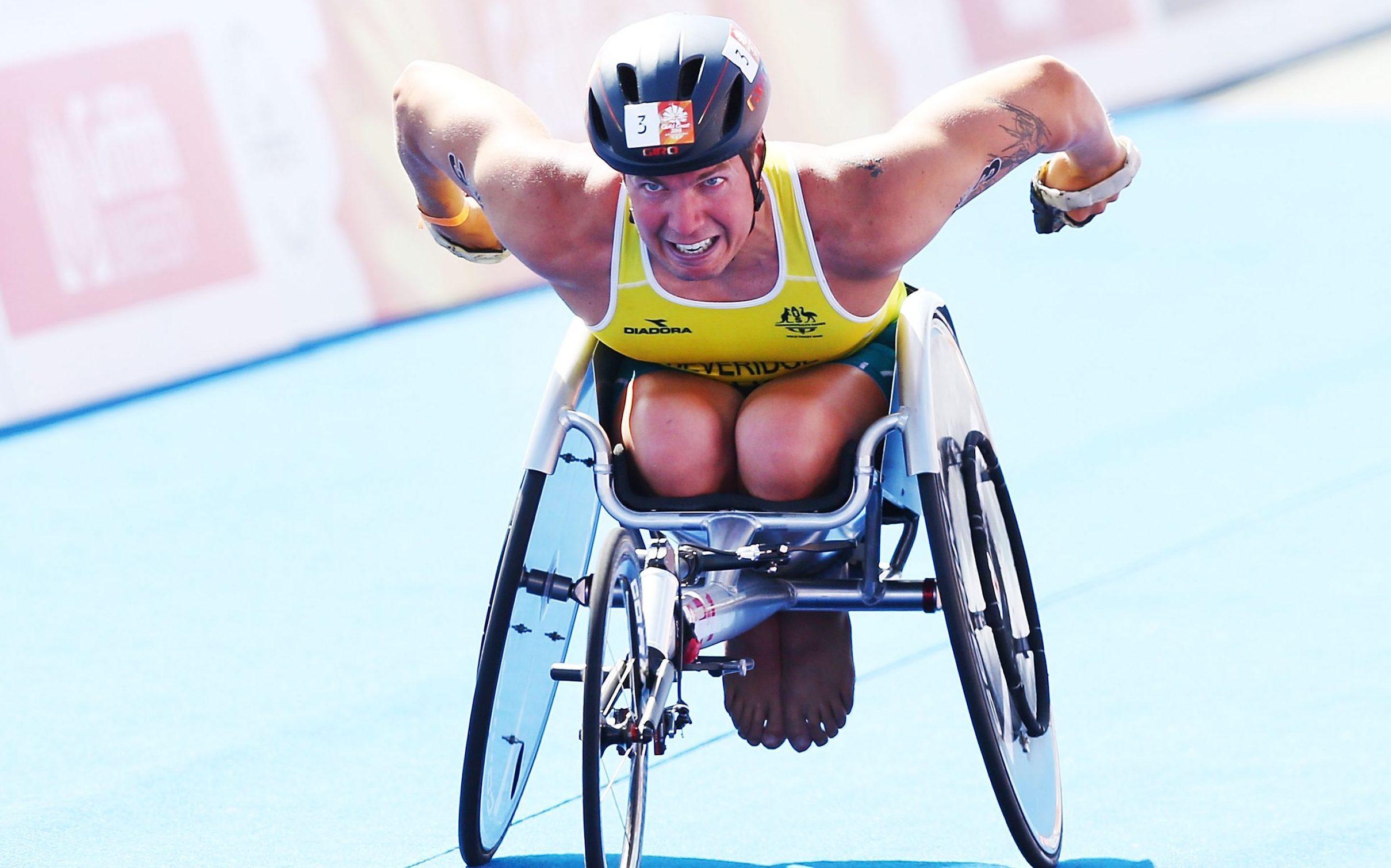 Para-triathletes ready to rip into 2020