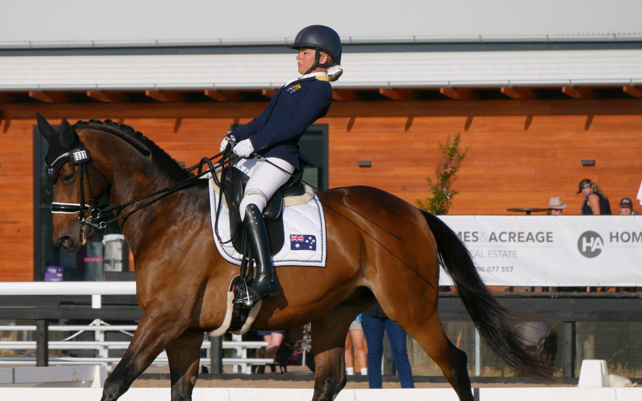 Para-equestrians on target for Tokyo