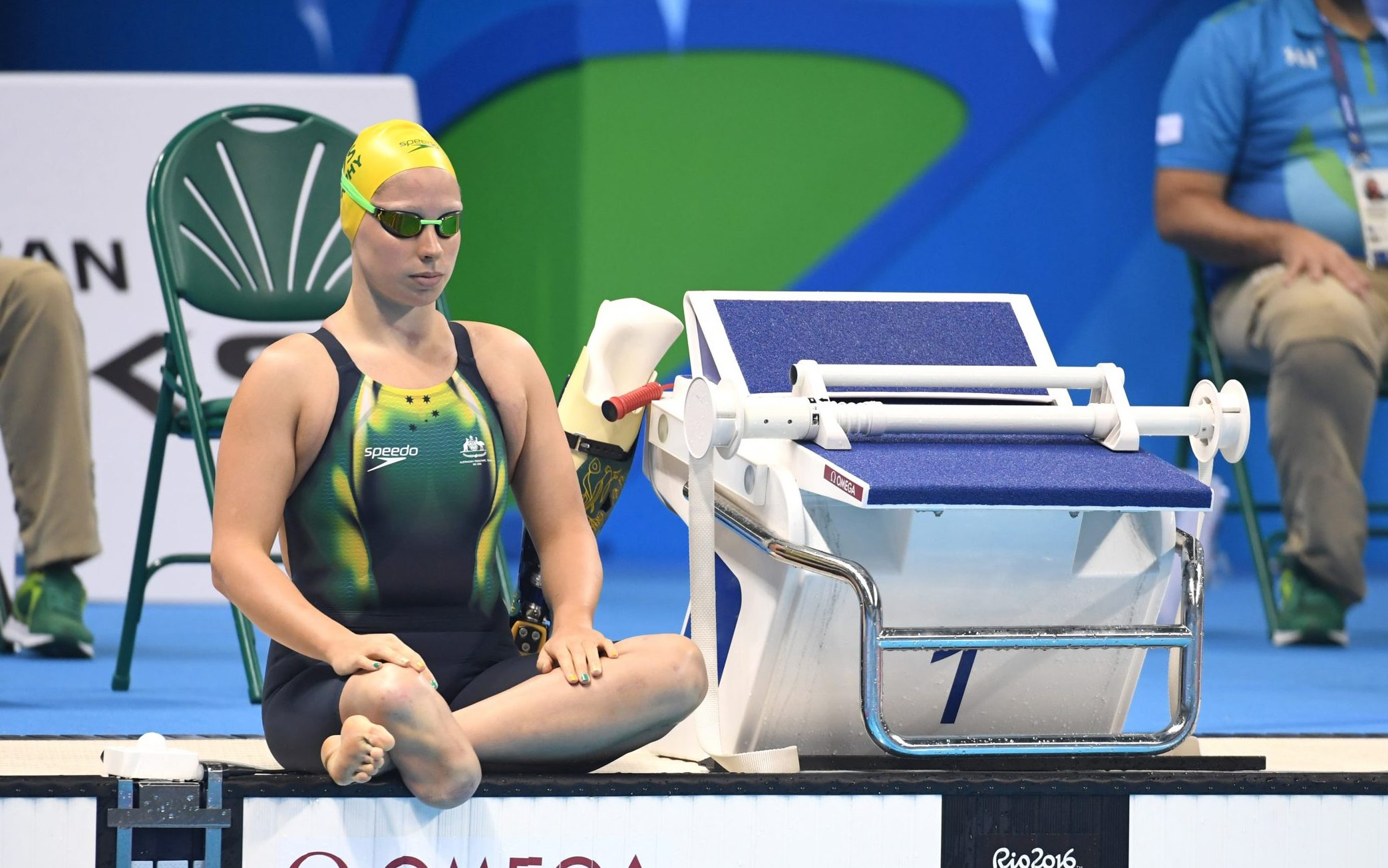 Speedo strengthens commitment to Australian Paralympic Team with renewed partnership
