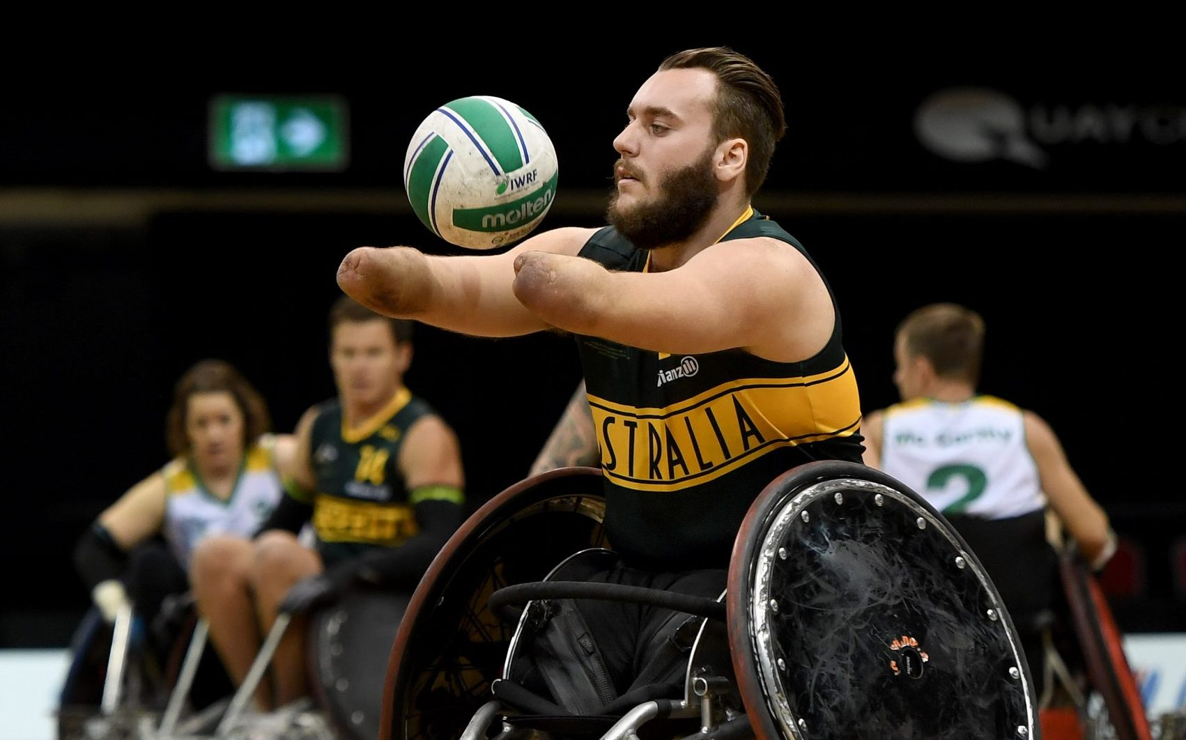 Steelers ready for Quad Nations to begin Paralympic year