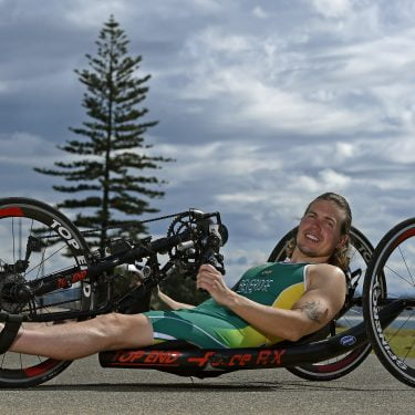 Aussies ready to take on the world in Devonport