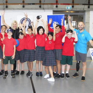 Paralympians set to educate Australian schools