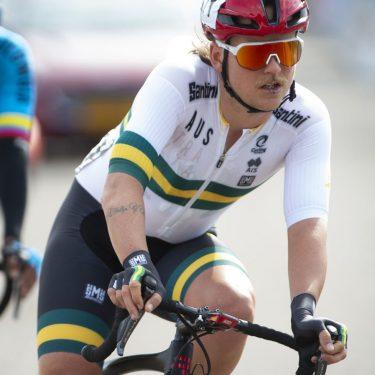 Australian team named for Road World Championships