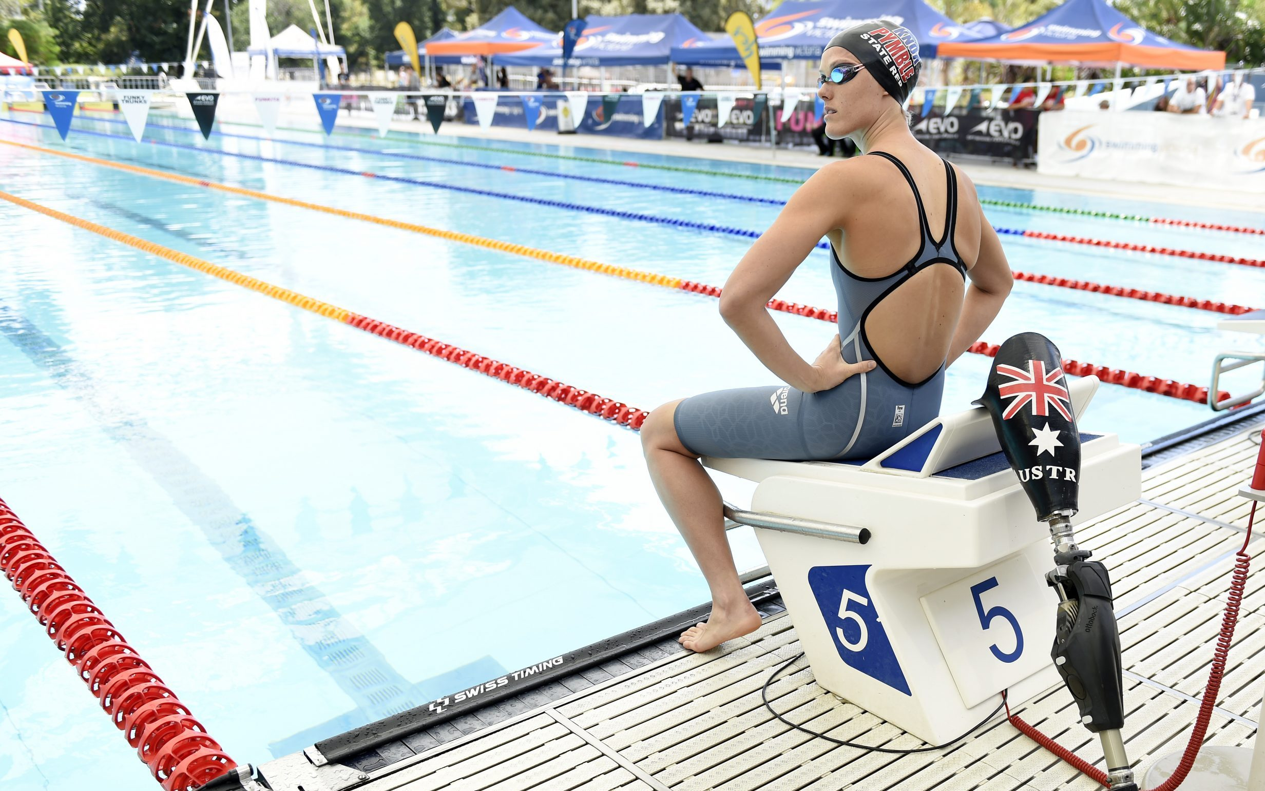 World Para-swimming Series kicks off in Melbourne
