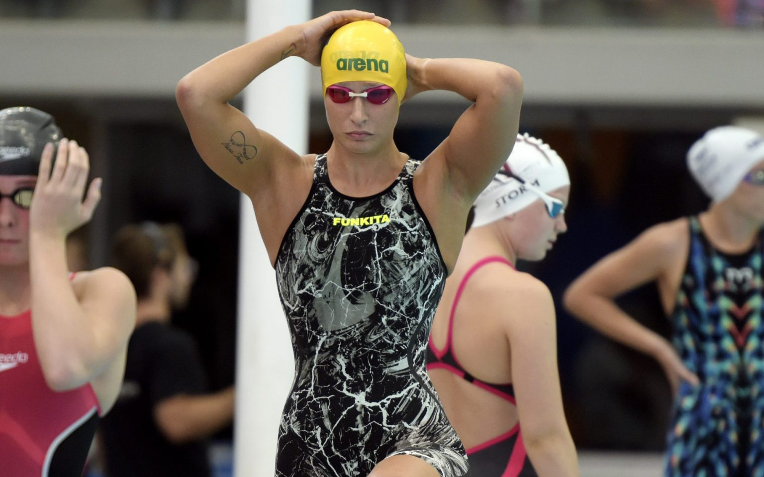 Victorian Open Swimming Championship and The Melbourne