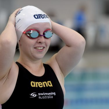 Success on night one of the World Para-swimming World Series