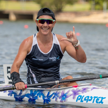 Tickets to Tokyo within reach for Paralympic paddlers