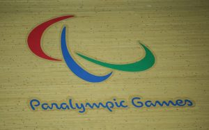 Image of 2016 Paralympic games logo