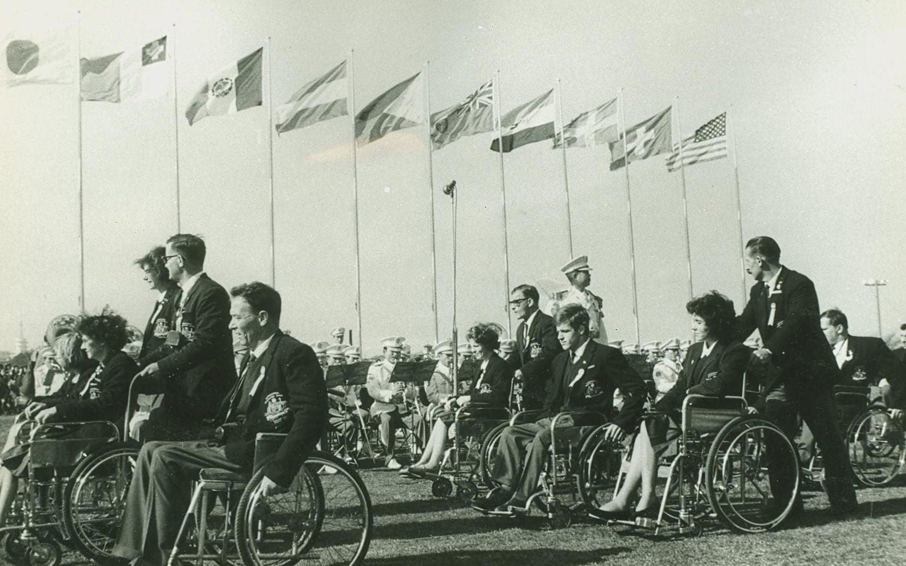 The other Tokyo Paralympics