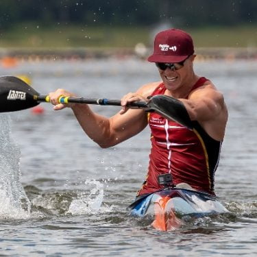 Para-canoeists focus on 2021 Paralympic Games after strong 2020 season