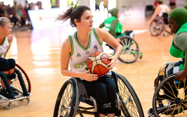 Sabljak named to IWBF Steering Committee