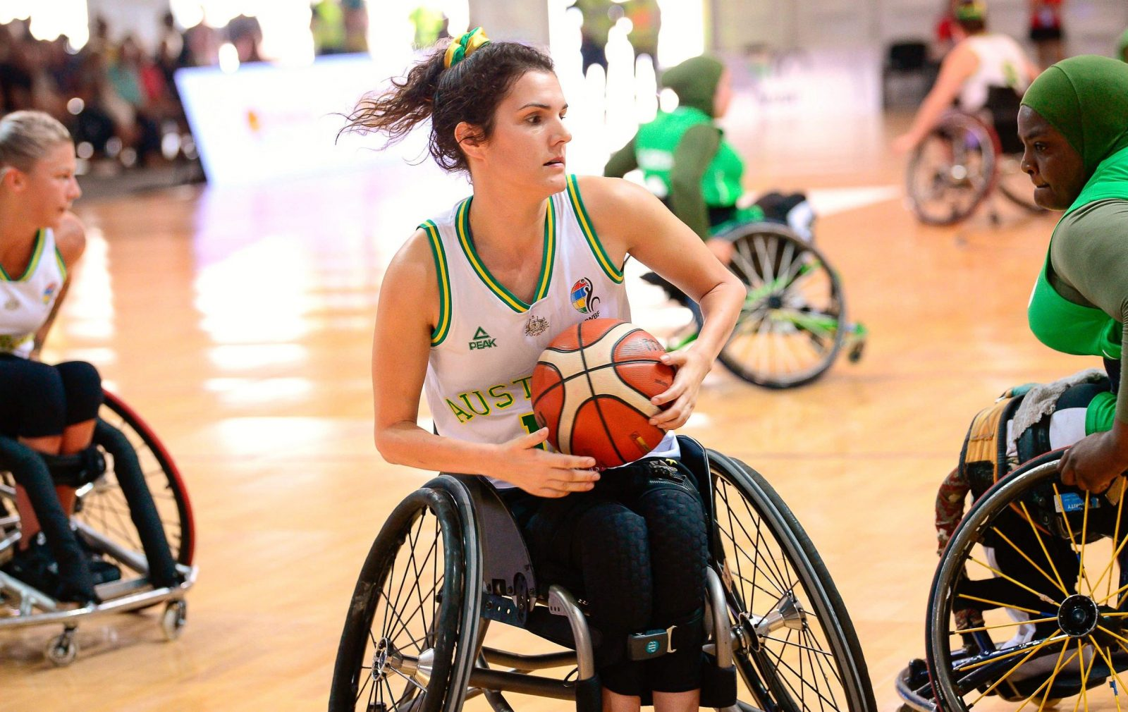 Gliders Squad Named Ahead of Tokyo Paralympics
