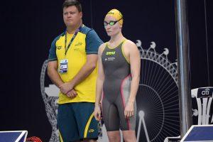 australian female swimmer