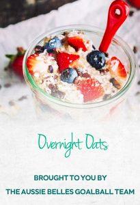 overnight oats image