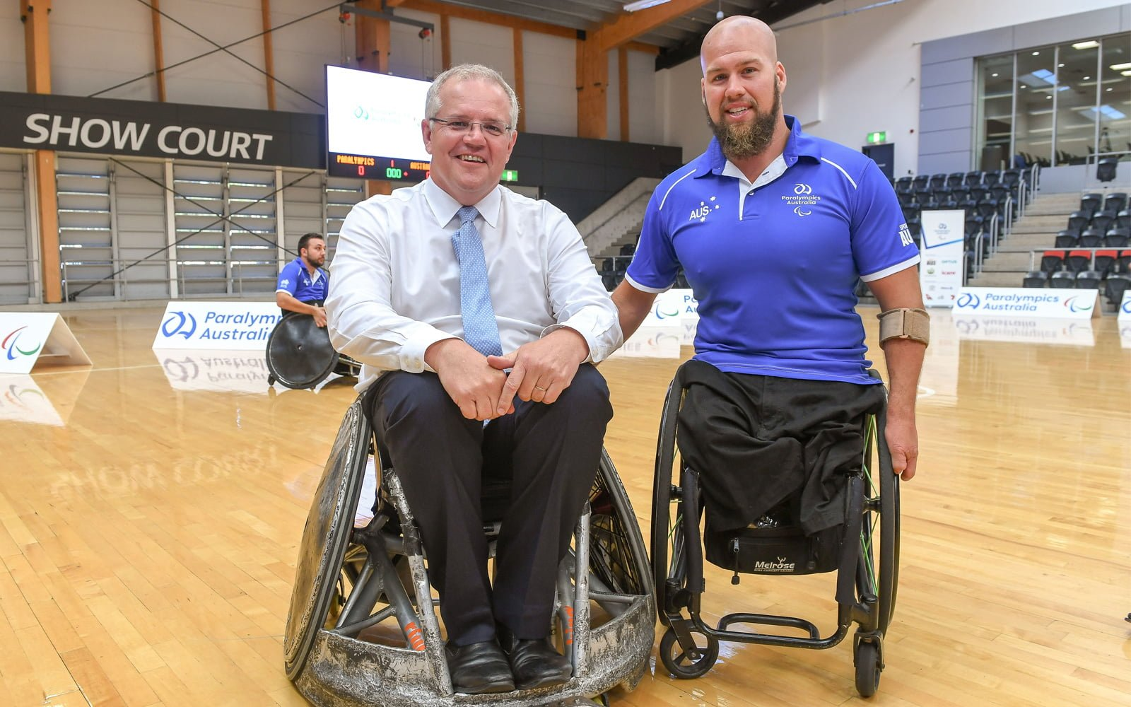 High Performance Investment applauded by Paralympics Australia