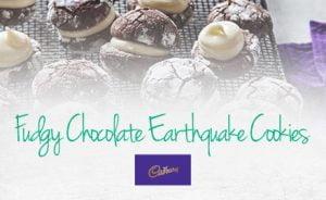 Cadbury chocolate cookies