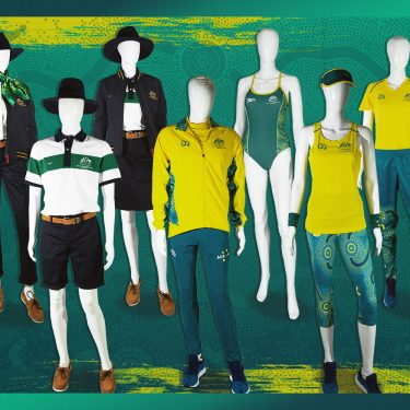 Paralympic Uniforms Earned Through 'Blood, Sweat and Tears'