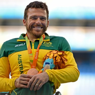 Fearnley elected Vice Chairperson of IPC Athletes' Council