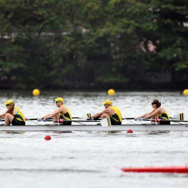 Rowing Australia launches #Passport2Paris