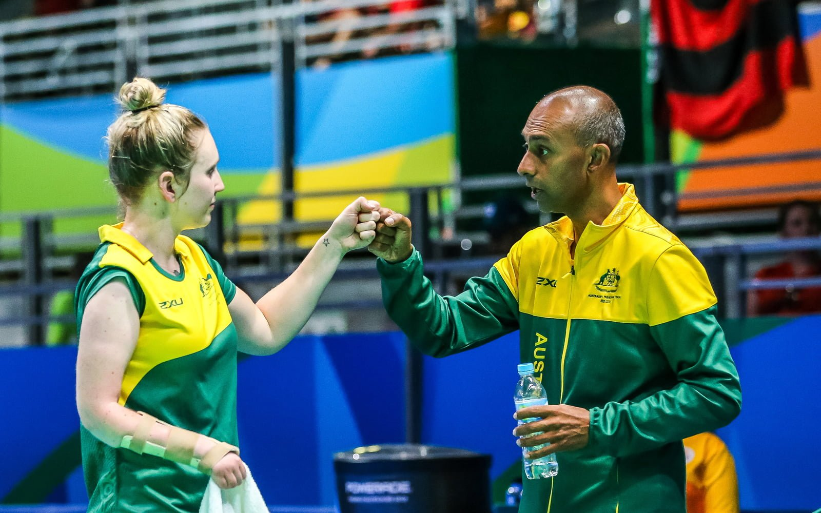 Coach Education Series helping to drive Para-table tennis