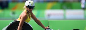 Australian Paralympian Madison de Rozario