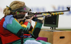Paralympic shooter Natalie Smith