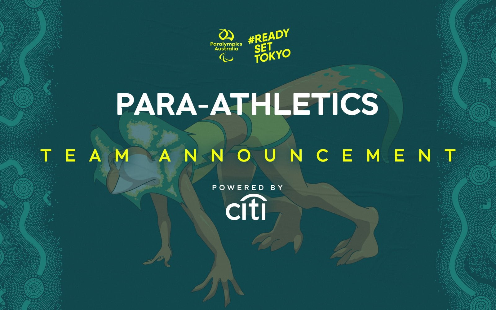 First Para-Athletes Named For Tokyo