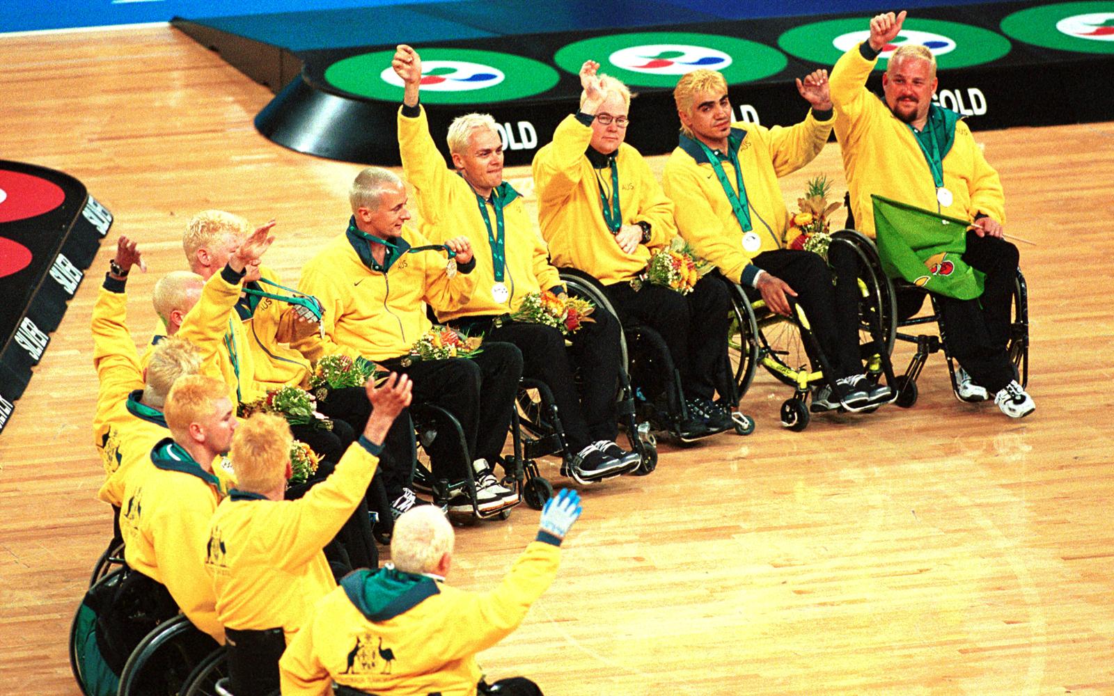 Sydney 2000: Day 11, Thursday 29 October