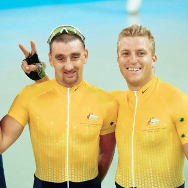 Sydney 2000: Day 5, Friday 23 October