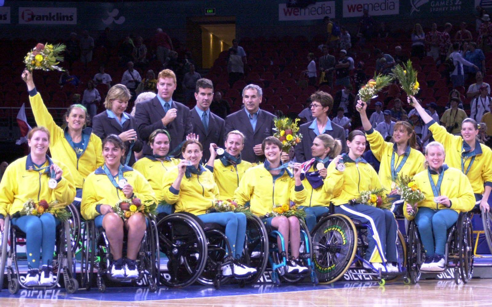 Sydney 2000: Day 9, Tuesday 27 October