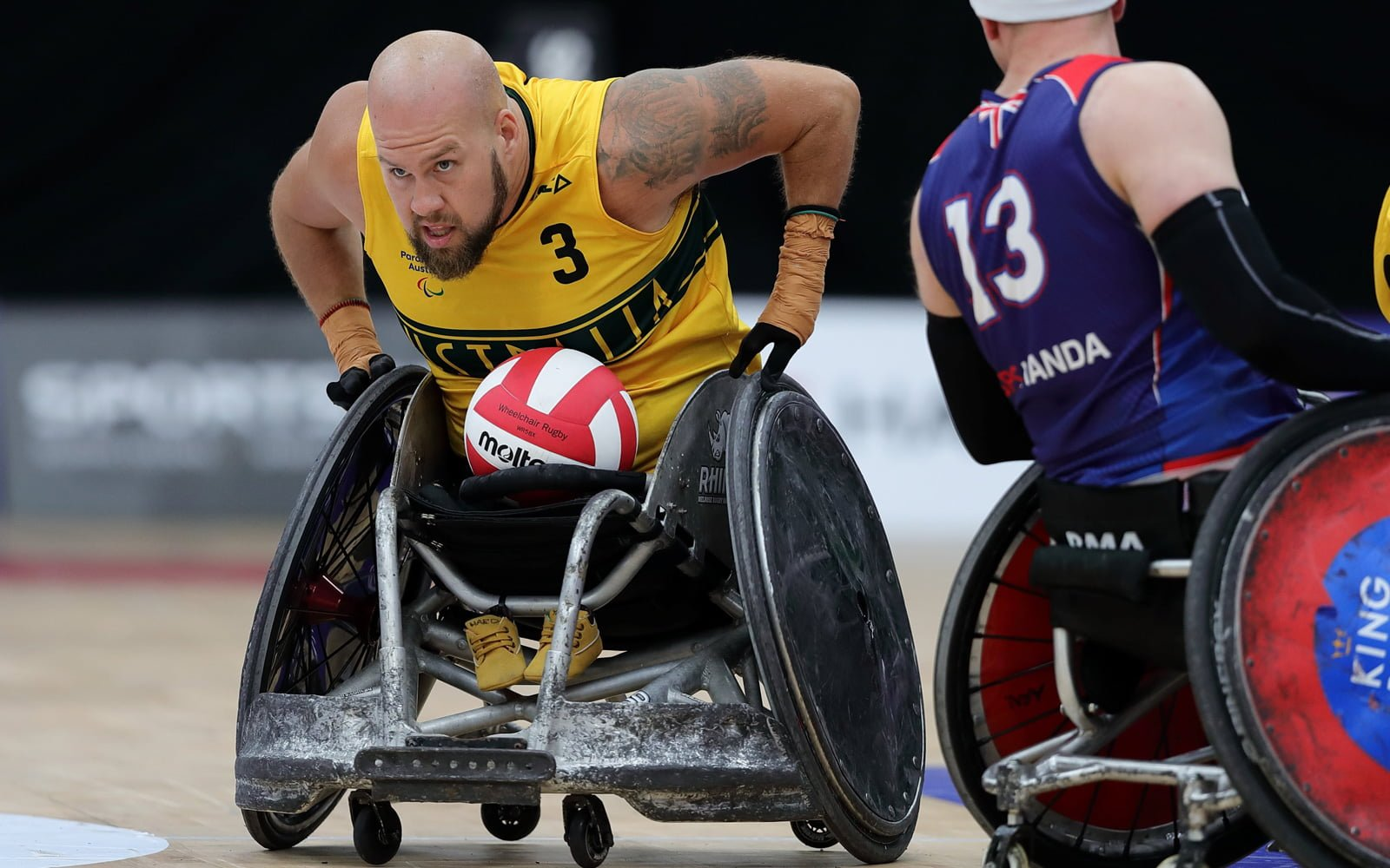Federal Government announces significant funding increase for Australia's Paralympians