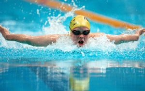 Australian Paralympic swimmer Siobhan Paton