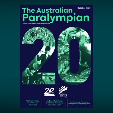 Medals, Memories, Emotions: The Sydney Paralympics 20 Years On