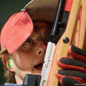 Paralympic shooter Libby Kosmala