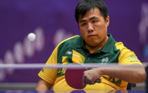 Australian Para-Table Tennis athlete Jessy Chen