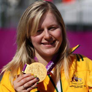 Paralympian Stephanie Morton