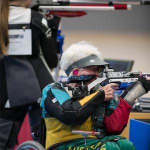 Image of Australian Paralympian Libby Kosmala and Tokyo Olympian Katarina Kowplos
