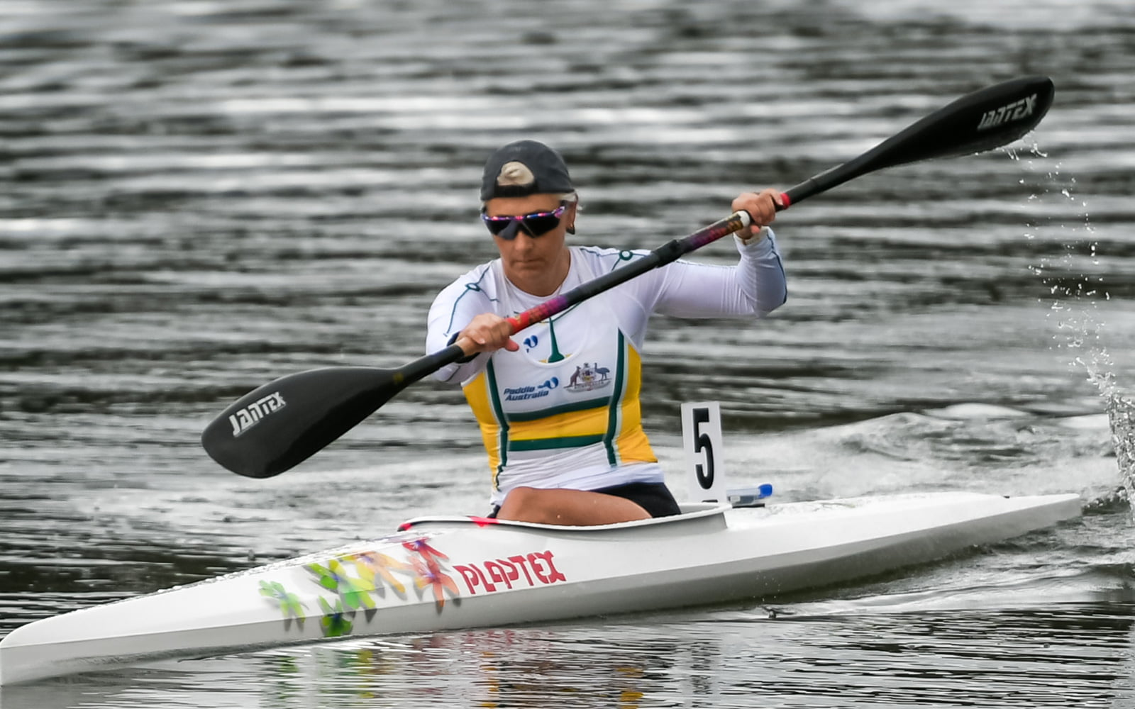 Para-canoeists Back In Action On Extended Road To Tokyo