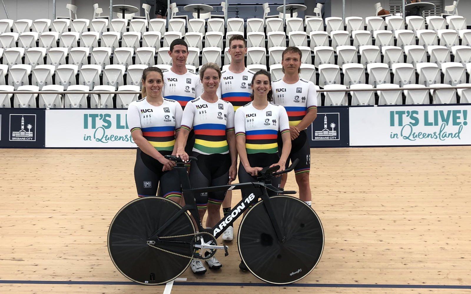 'The Group Itself Is The Strength': Hot Tussle For Para-cycling Selection