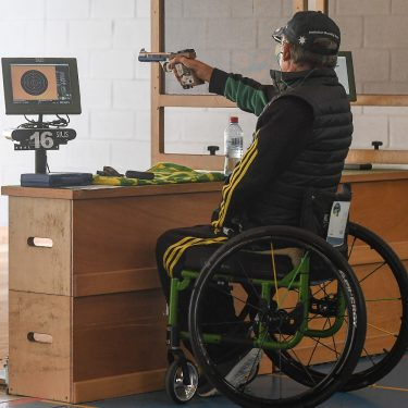 Shooting Australia Awarded Paralympic Pathway Grant