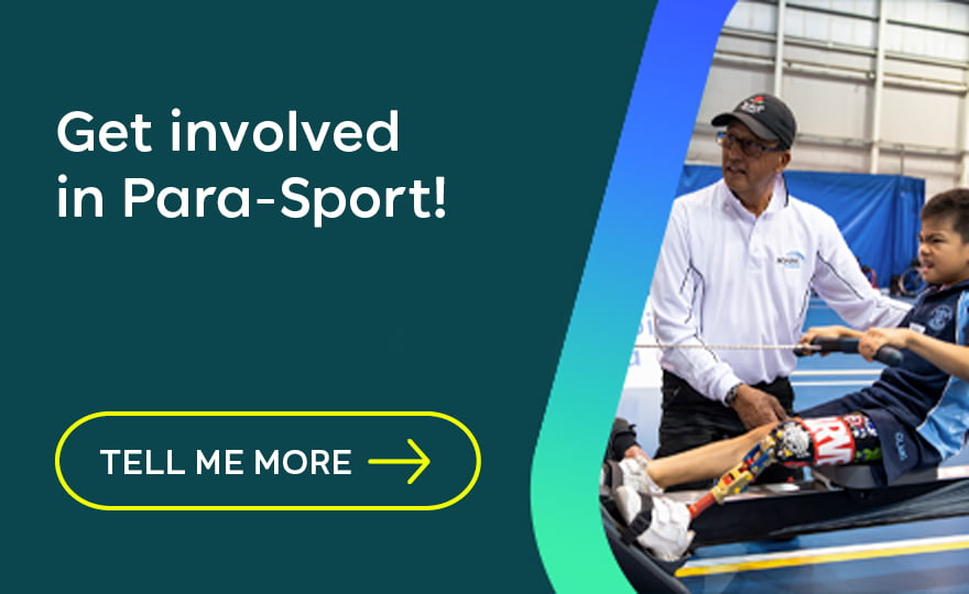 Get Involved in Para-sport