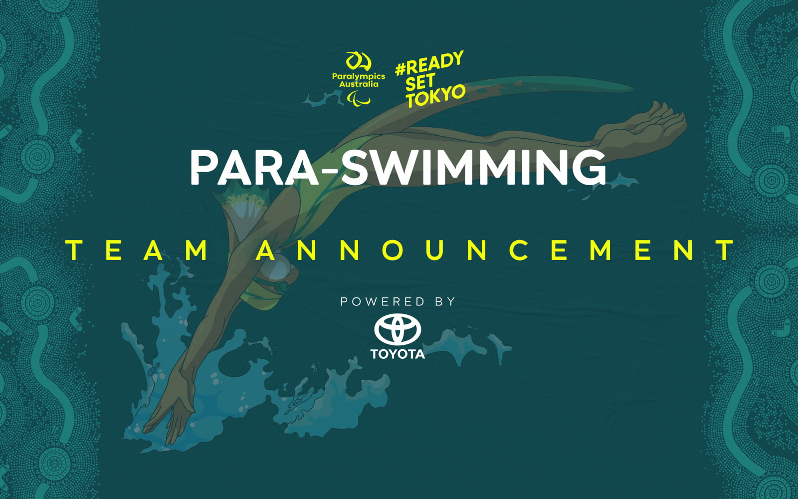 Australia's Paralympic Swimming Team Bolstered By Additional Slot