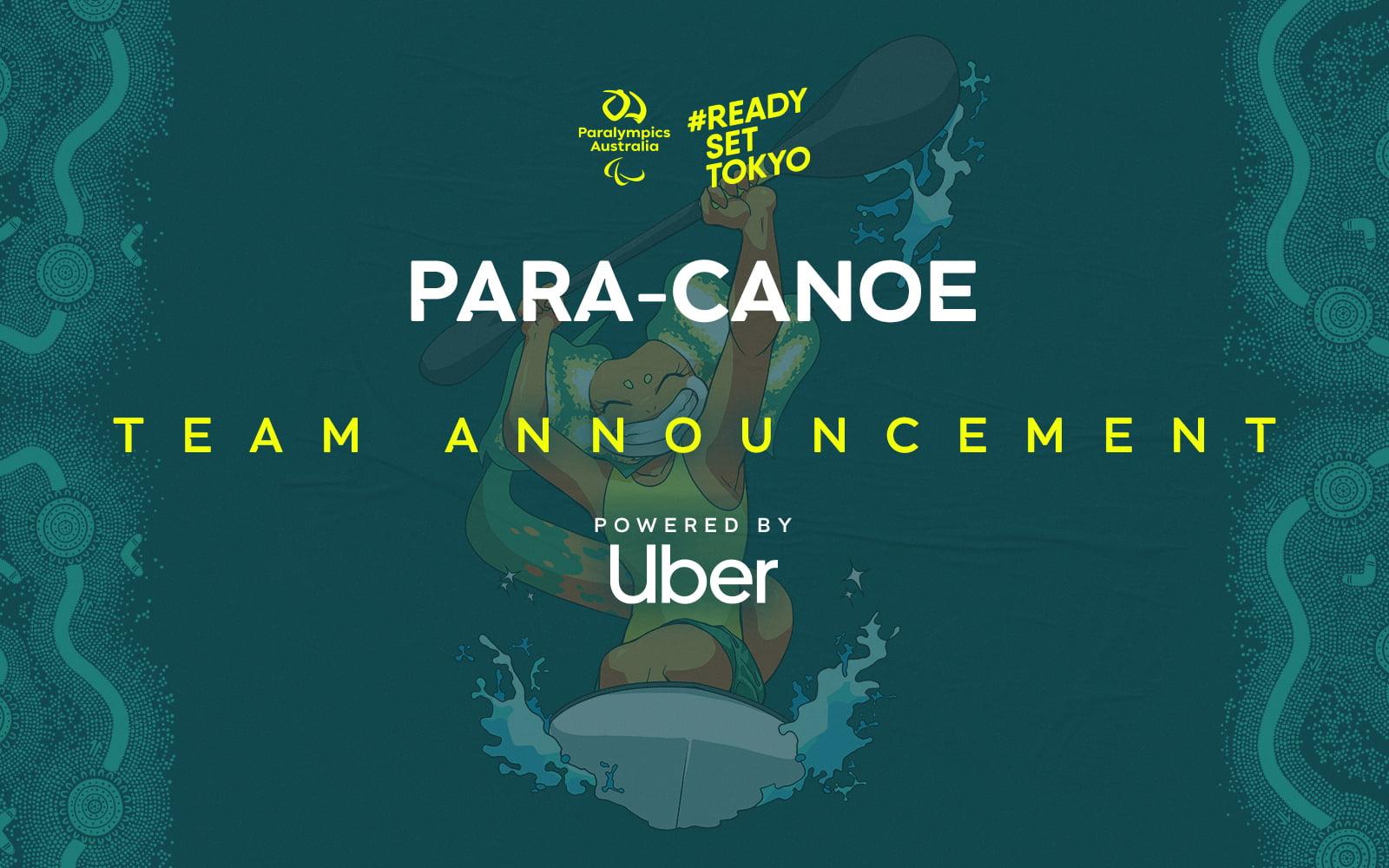 Australia Names Experienced Para-Canoe Squad For Tokyo