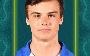 Australian Paralympian Dylan Littlehales