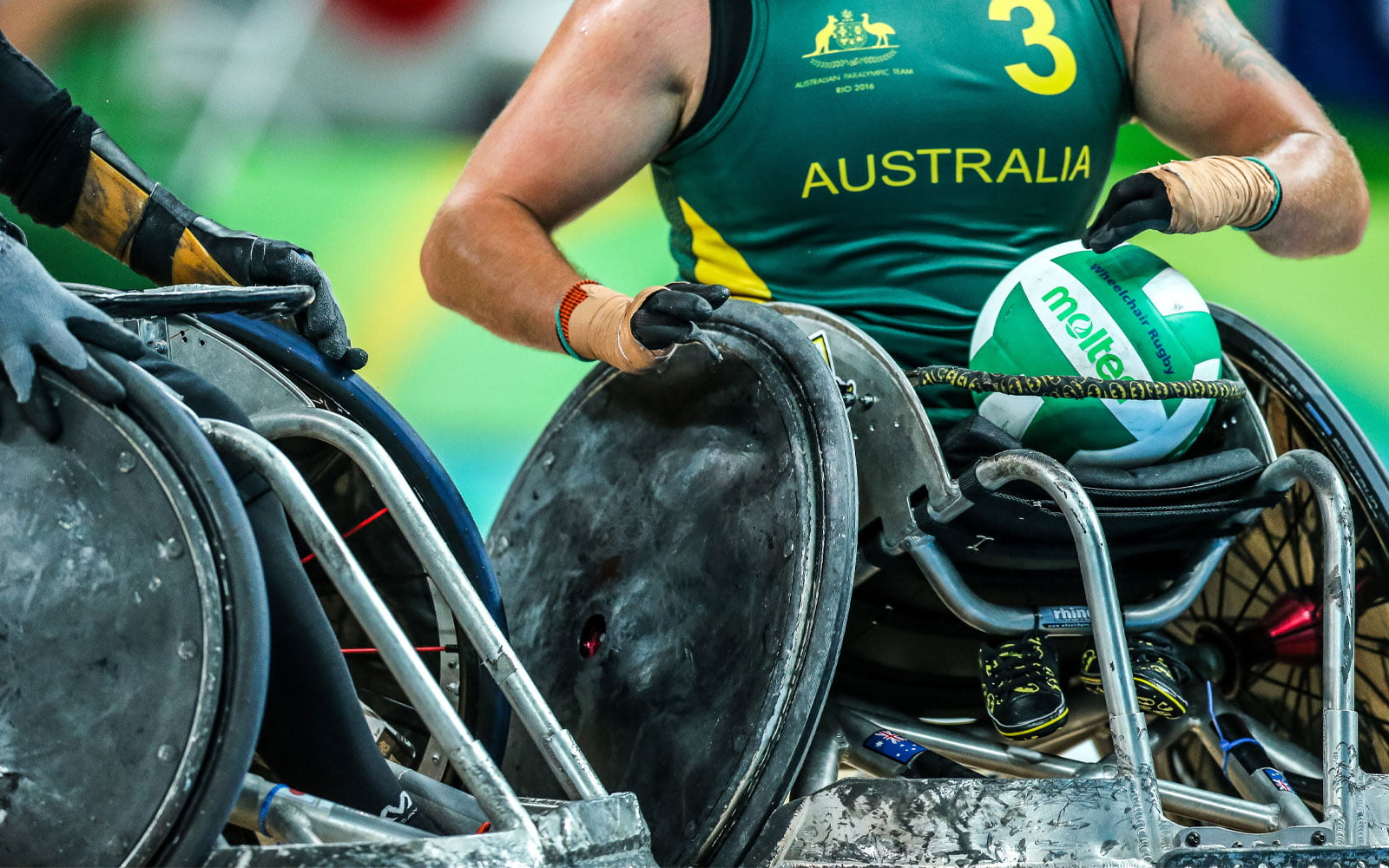 Brisbane Confirmed As 2032 Paralympic Games Host City