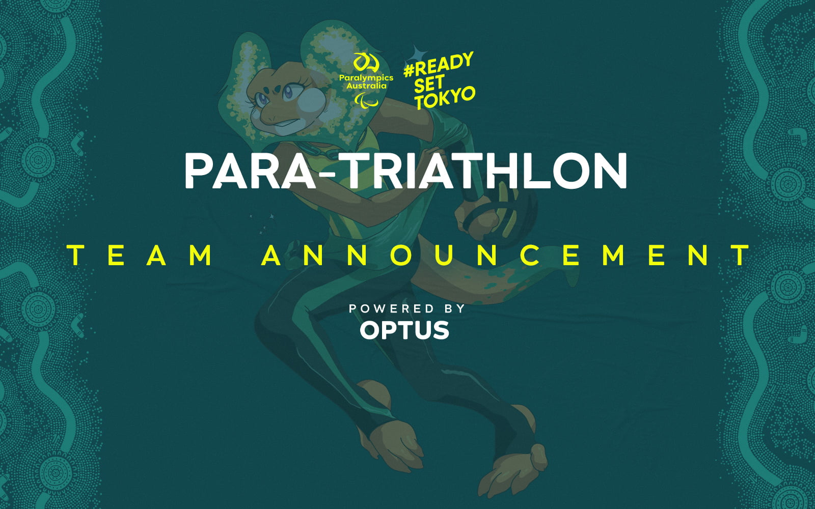World-Class Para-Triathletes Confirmed For Tokyo 2020