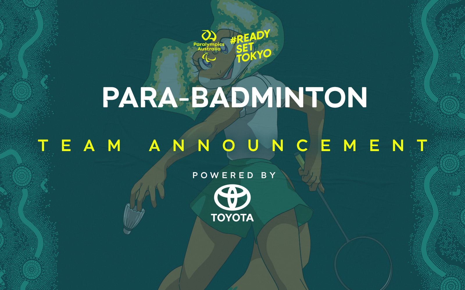 Duo To Give Australian Badminton A Paralympic Boost
